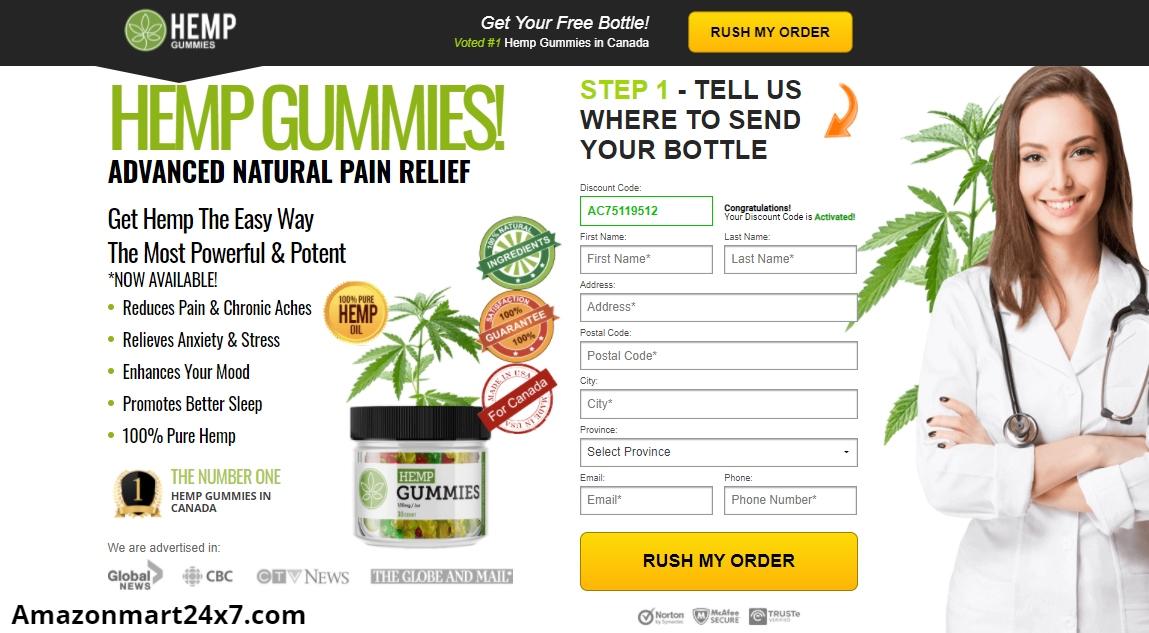 Ron MacLean CBD Gummies Canada